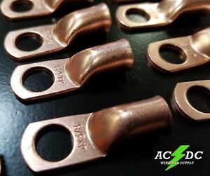 (10) 4 gauge Ring 3/8