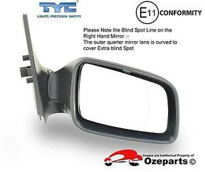 Holden Astra TS 98~05 3/4/5 Door Right Door Mirror Assembly Elect Dandenong Greater Dandenong Preview