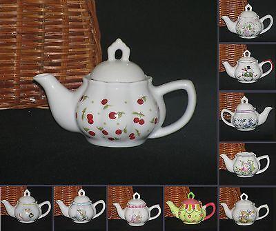 Replacement Teapot for Delton Children's Porcelain Tea Sets