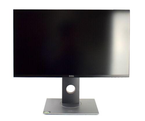 "GENUINE USED Dell - 27"" LED QHD G-SYNC Gaming Monitor - BLACK S2716DGR - 2456CL"
