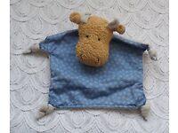 Kuschelweiches Baby Spielzeug  Schmusetier  Kuscheltier Muh Kuh ca 25 cm groß