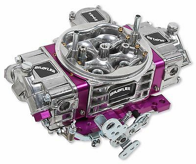 Holley Quick Fuel 4 Barrell 750CFM Performance Race Carburetor Vacuum Secondary  for sale  King