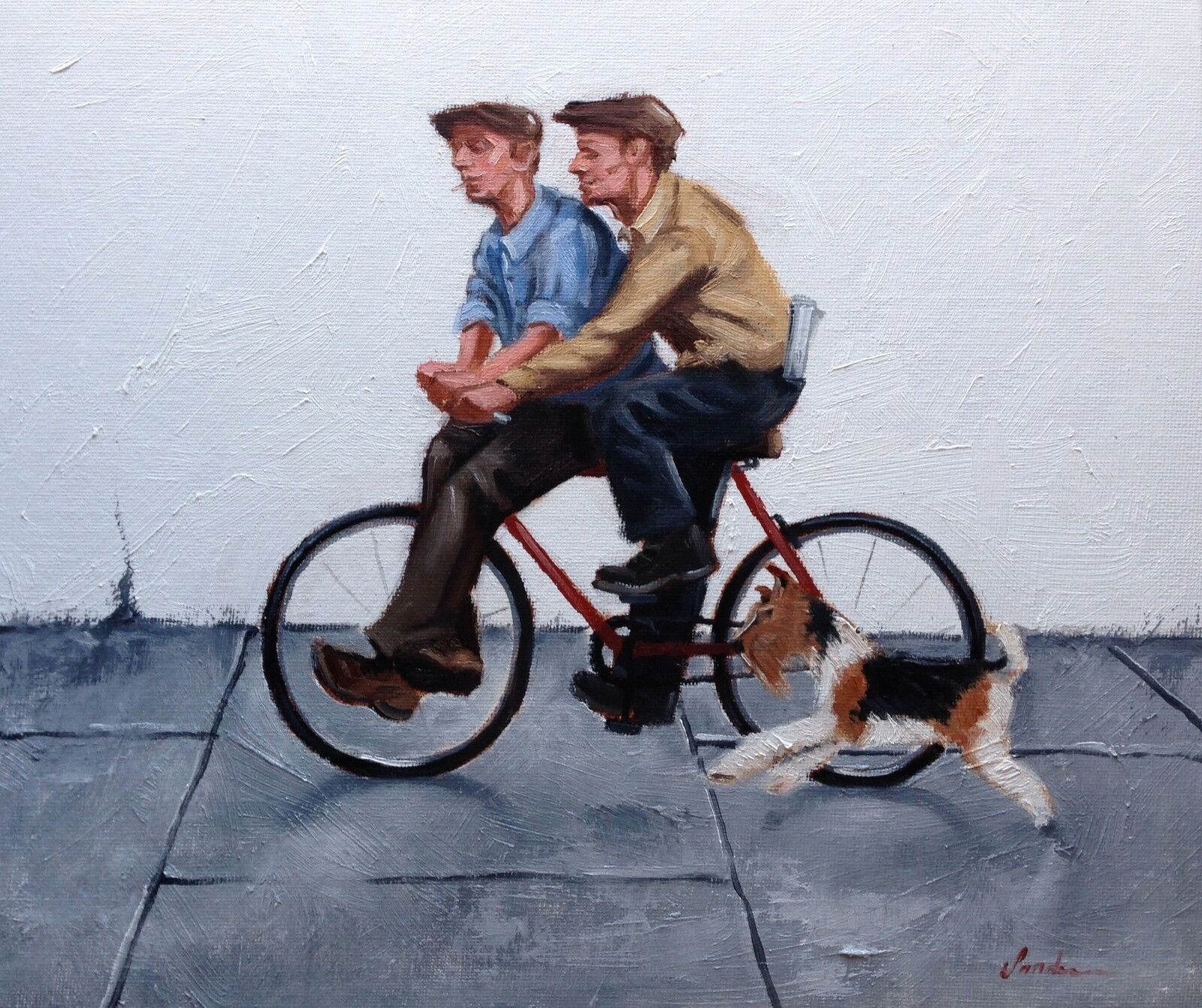 Steve Sanderson Art