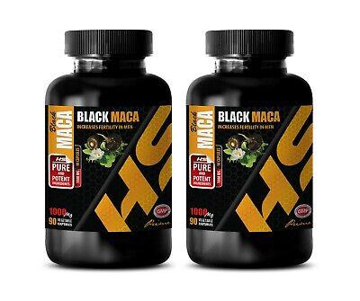 energy boost supplement for women - BLACK MACA - nootropic better focus 2