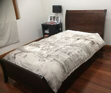 KING single bed + mattress Burwood Heights Burwood Area Preview