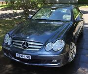 2006 Mercedes CLK350 Elegance Coupe MY07 in great condition St Ives Ku-ring-gai Area Preview