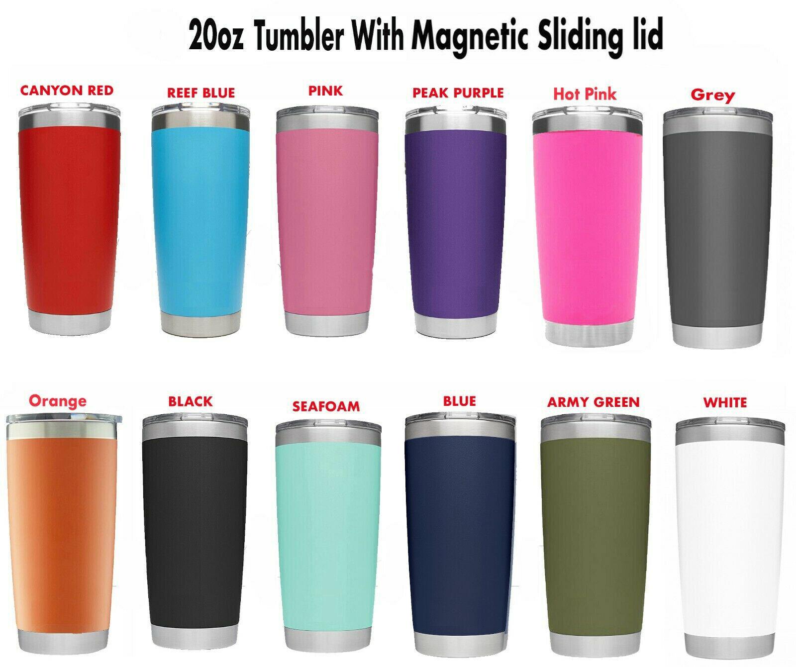 Army Mom Stainless Steel 20 oz Tumbler Travel Mug