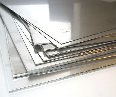 Alloy 304 18 Ga Stainless Steel Sheet 2b Finish - 12 X 36 3a1