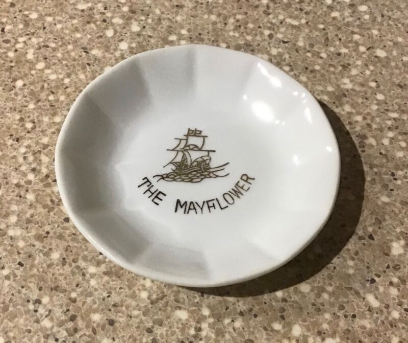 The Mayflower Hotel dish
