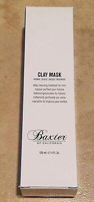 Baxter of California Clay Mask 4 Oz / 120 ml