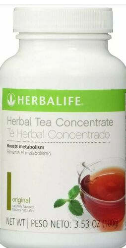 Herbalife Herbal Tea Concentrate; ORIGINAL UNFLAVORED 3.6 OZ (102g) FREE SHIPPIN
