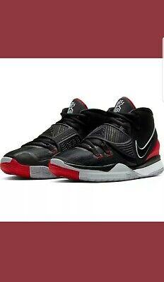 Nike Kyrie 6 Basketball Black Limited Sneakers SZ UK 5.5 EUR 38.5 (BQ5599-002)
