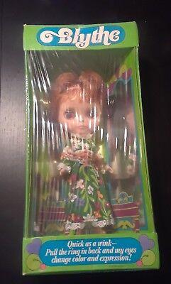RARE Vintage 1972 Kenner Blythe Doll NIB Celophane RED HAIR NEVER USED/PLAYED
