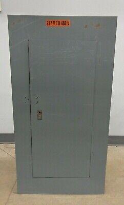 250 Amp Square D Main Lug 30 Circuit Nf Panelboard 600y347v 3ph 4w Cat. Nf430l2