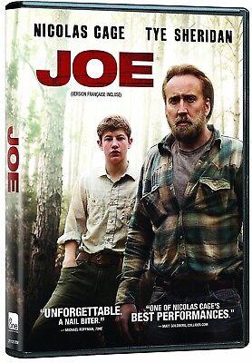 Joe  David Gordon Green  Nicolas Cage   New Dvd