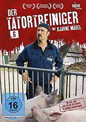 Der Tatortreiniger 6 DVD NEU OVP