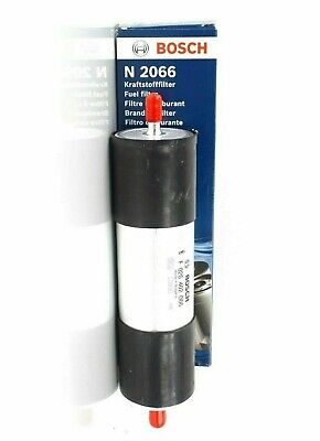 FUEL FILTER N2066 FITS AUDI A6 (AVANT) 2.0   SEAT EXEO 2.0 - EXEO ST 2.0 BOSCH