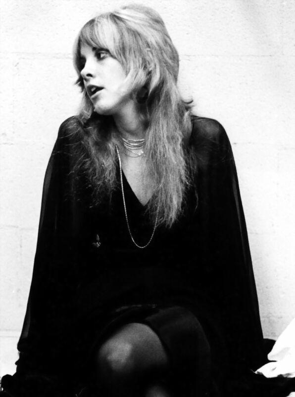 Stevie Nicks Cover Photo 8x10 Photo Print