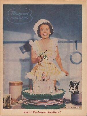 Filmpost Magazin 1948 Heft 12 - Walt Disney