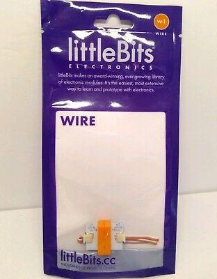 LittleBits Wire w1 (Electronics, Circuits, Hobby)