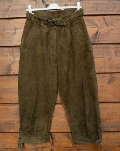 Oktoberfest pants Bavarian Lederhosen Costume Pants Leather pants