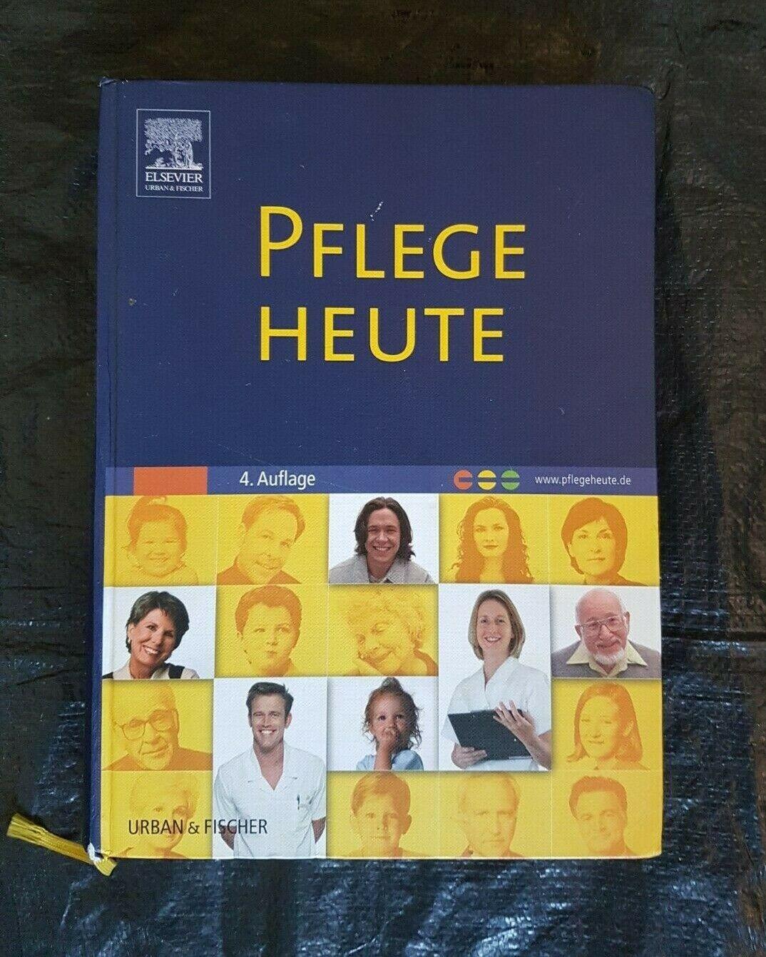 Pflege Heute 4. Auflage (2004, Hardcover) gebraucht