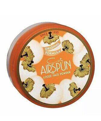 COTY Airspun Loose Face Powder - Translucent NEW