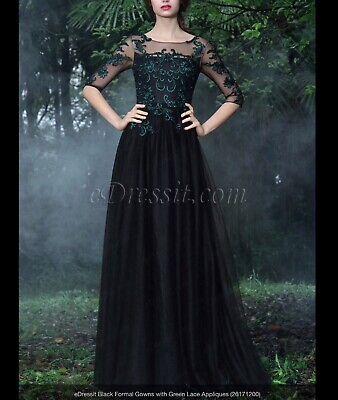 NEU 38 Abendkleid,,wunderschön, für Hochzeit, Abiball, Länge148cm,nicht genutzt