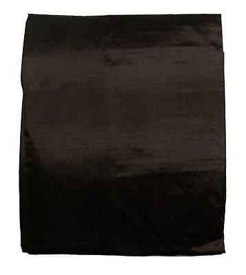 Black 8 ' Foot Rip Resistant Nylon Pool Table Billiard Cover W Elastic Corners