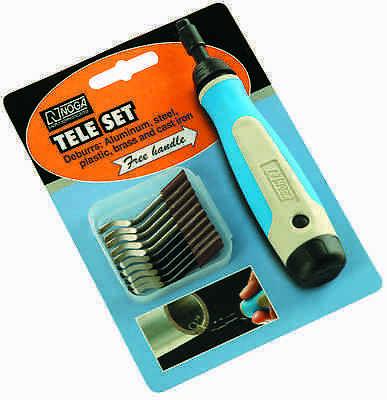 Noga Ng8300 - N Tele Set Deburring Tool