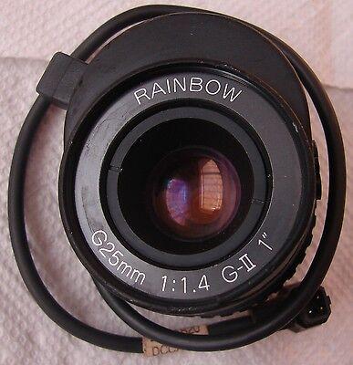 Rainbow Lens G25mm 11.4 G-ii 1