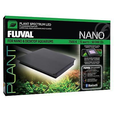 Fluval NANO Plant LED Beleuchtungssystem über FluvalSmart App gesteuert   14539 Nano Led