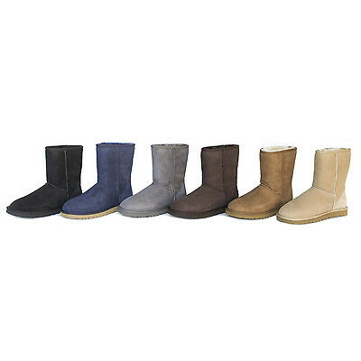 Ugg Australia Classic Short Women Suede Winter Boot