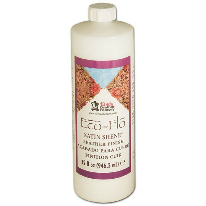 Tandy Leathercraft Eco Flo Satin Shene Finish Coat Qt 2611-03