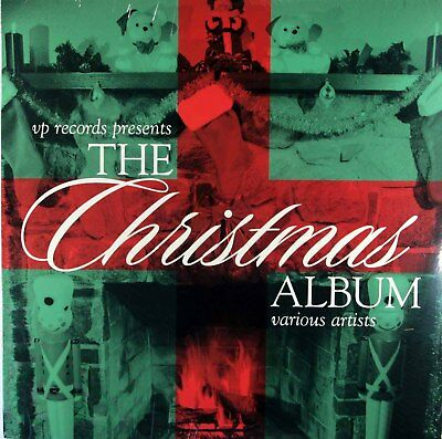 VP Records Presents The Christmas Album - Various (Vinyl LP) New & Sealed