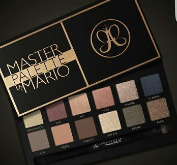 ABH master palette  by mario authentic
