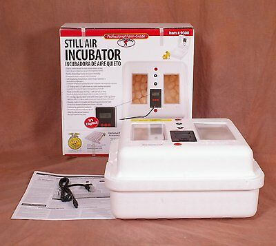New Little Giant 9300 Still Air Chicken Egg Incubator Led Sale Price 7168099
