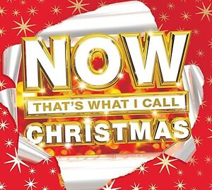NOW THATS WHAT I CALL CHRISTMAS CD 2012 BRAND NEW