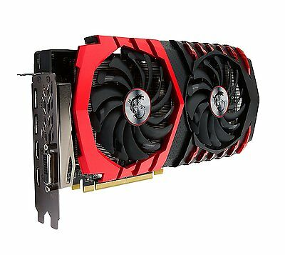 MSI AMD Radeon RX580 GDDR5 PCI-Express Video Graphics Cards RX 580 GAMING X 4G