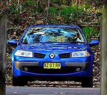 2007 Renault Megane Hatchback Belmont Lake Macquarie Area Preview