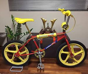 Old school BMX 1982 Shimano 4000 Marrickville Marrickville Area Preview