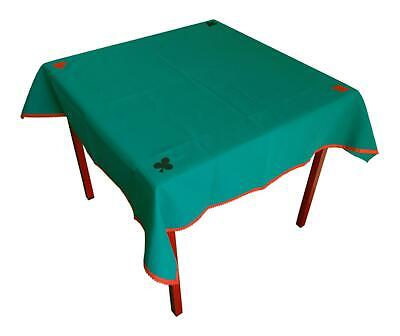 Deluxe Luxury Bridge / Card Game Table, Cloth Or Set Of Both