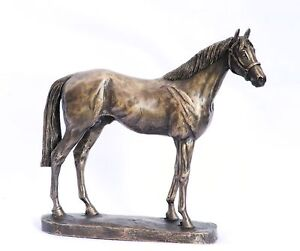 Epsom Dandy Horse Bronze / Resin Sculpture NEW gift