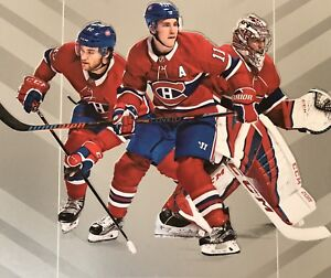 MONTREAL CANADIENS TICKETS REDS SECTION 120