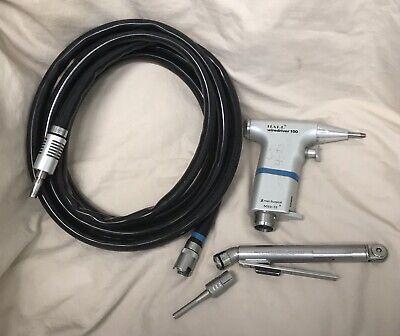 Hall Surgical Drill Micro Wiredriver 100 5053-13sagittal Saw Hose Bur Guard
