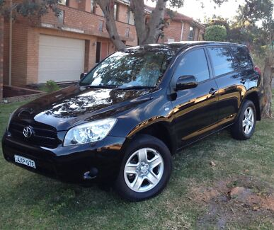 2006 Toyota RAV4 Wagon Forster Great Lakes Area Preview