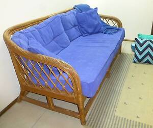 PRICE REDUCED - 4 piece cane lounge setting Nowra Nowra-Bomaderry Preview
