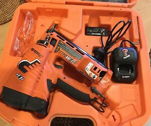 PASLODE IM250a LI Lithium Ion Angled Finish Nailer Waterloo Inner Sydney Preview