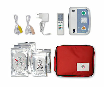 Universal Defibrillationstrainer AED Defibrillator Trainer Trainingsgerät Defi