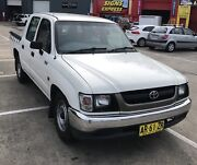 Toyota Hilux Twincab. Coffs Harbour Coffs Harbour City Preview
